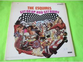 The Esquires – Get On Up And Get Away