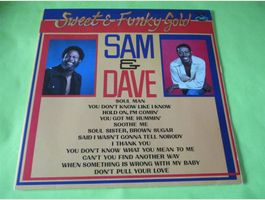 Sam & Dave – Sweet & Funky Gold