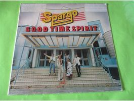Spargo – Good Time Spirit
