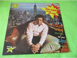 Paul Anka – Live In New York