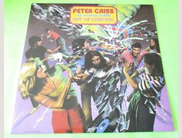 Peter Criss – Out Of Control