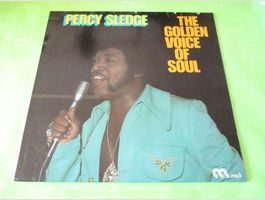 Percy Sledge – The Golden Voice Of Soul