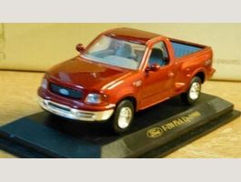 Ford F-150 Pick-Up 1996-2004 rot