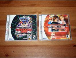 Dead or Alive 2 + Virtual On