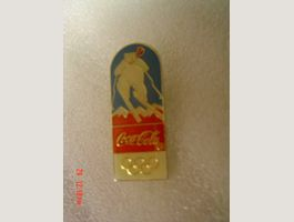 PINS 1994 Coca Cola Olympic Lillehammer