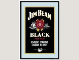 Spiegel Jim Beam Black
