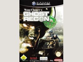 GCN + Wii Tom Clancy's Ghost Recon