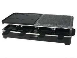 OHMEX Raclette-Crêpes-Stone-Grill / 4100