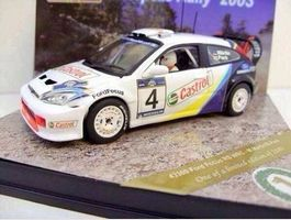 Ford Focus RS WRC (2003) in 1:43
