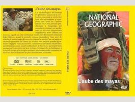 L'Aube des Mayas National Geographic DVD