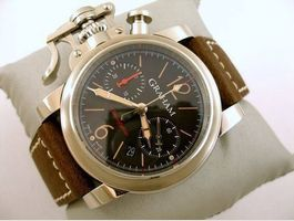 GRAHAM CHRONOFIGHTER R.A.C.FORTRESS AUTO