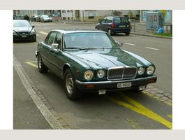 Jaguar XJ6 4.2 Swiss