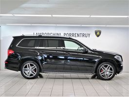 Mercedes-Benz GL 63 AMG 4Matic AMG Speedshift Plus 7G
