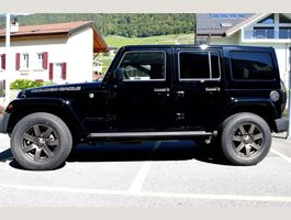 Jeep Wrangler 3.6 Unlimited Golden Eagle Aut