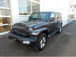 Jeep Wrangler 2.0 Turbo Sahara Unlimited