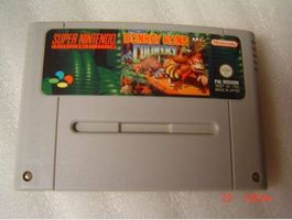 Donkey Kong Country 1 - SNES