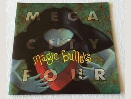 Mega City Four - Magic Bullets - 1993