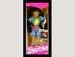 1990 Mattel Barbie All American Kira