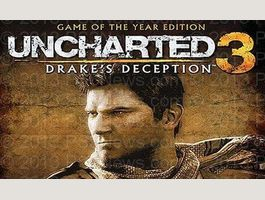 Uncharted 3 Drake's Deception Year Editi