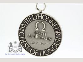 OMEGA 125th Anniversary World Congress