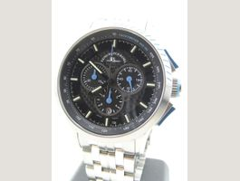 ZENO-WATCH BASEL, H3 Fashion Chrono, bla
