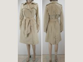 Zara Trenchcoat manteau Trend Taille. S