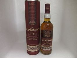Glendronach Single Malt Original Sherry
