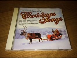 MOST BEAUTIFUL CHRISTMAS SONGS (CD)