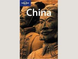 CHINA - LONELY PLANET - ENGLISH