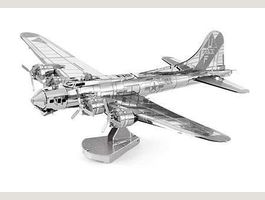 METAL EARTH-BOEING B-17 FLYING FORTRESS