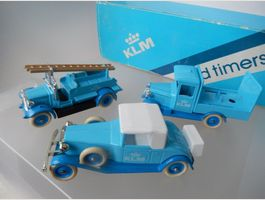 3 Airport Modelle KLM !!!