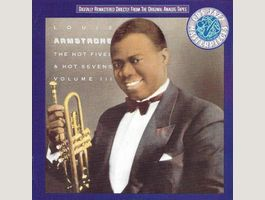 Louis Armstrong HOT FIVES & SEVENS CD