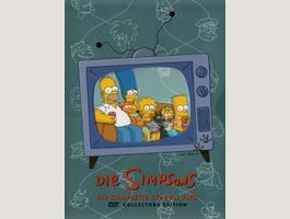 Die Simpsons Komplette Staffel 2