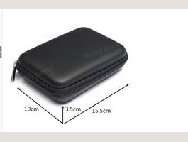 Shell Pouch Carry Case for 2.5 Inch