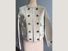 Louis Vuitton Lederjacke