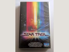 Star Trek 1 The Motion Picture VHS