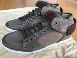 Louis Vuitton Cut Back Sneakers Gr. 41.5