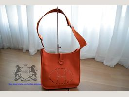 HERMES Evelyne Orange NEU (T135)