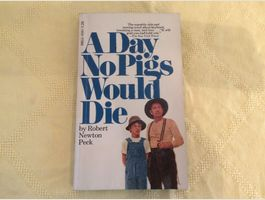 R.Newton Peck-A Day No Pigs Would Die