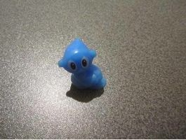 Chips-Figur Monster, blau