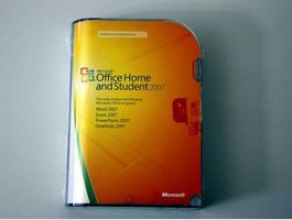 Microsoft Office 2007 Home & Student Fam