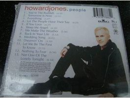 howardjones people CD