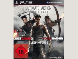 Ultimate Triple Pack  3 in 1  PS 3