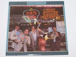 The Andy Statman Klezmer Orchestra LP