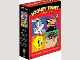 Looney Tunes Collection (4 DVDs)