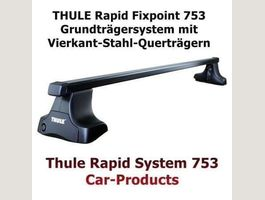 Thule 753 Fixpoint VW Crafter 4-t Van 06