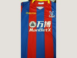 Crystal Palace fc 2017/18 home