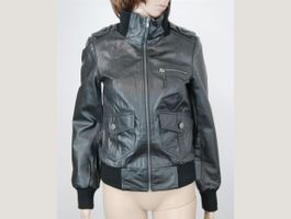 Vero Moda leather Jacket veste en cuir/