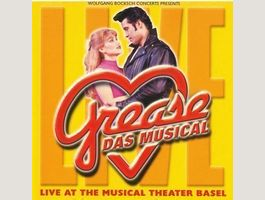 GREASE Live at the Musical Theater Basel