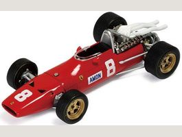 IXSF21 FERRARI 312 F1 GP GERMAN'67 1:43